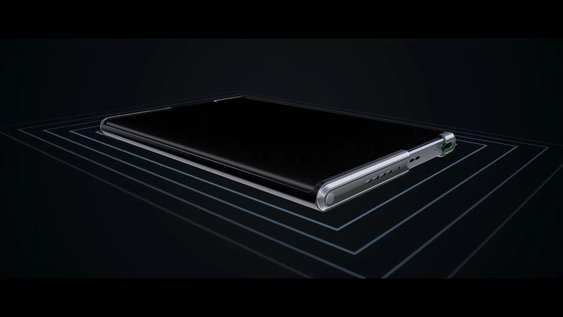 Oppo X 2021: une vidéo pour mieux comprendre l'écran enroulable