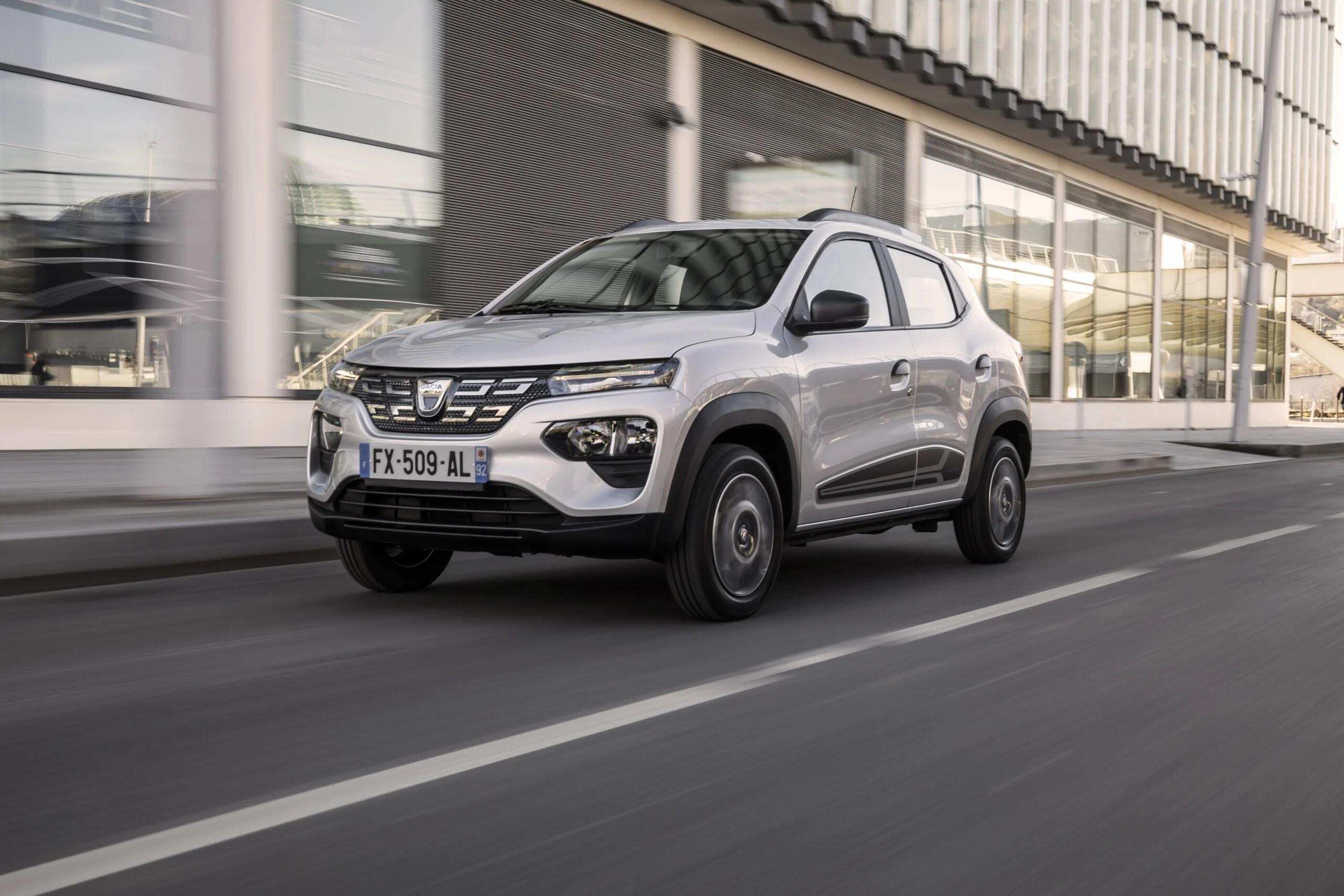Essai de la Dacia Spring: que vaut la moins chère des voitures électriques?
