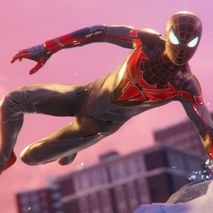 Spider-Man Miles Morales : une simulation des muscles par IA rend le personnage plus réaliste