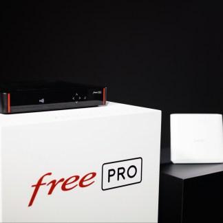 Free annonce son offre Pro: une box fibre optique avec forfait mobile pour 39,99euros/mois