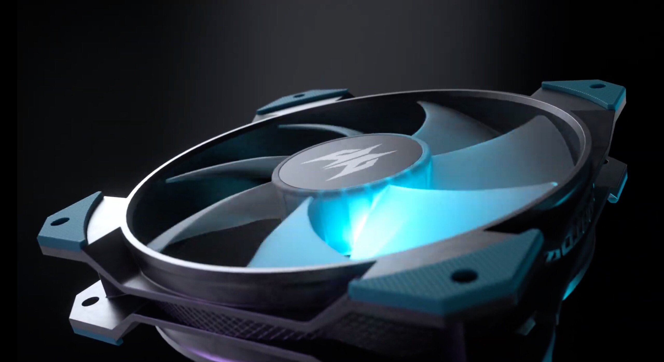 Acer se lance dans les composants PC avec FrostBlade, son premier ventilateur