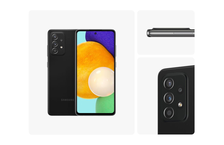 Samsung Galaxy A52 5G et A72 5G : oups, voici à quoi ils ressemblent et leurs caractéristiques