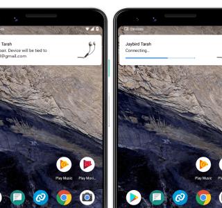 Fast Pair : la connexion de vos écouteurs sans fil à un smartphone Android se simplifie encore