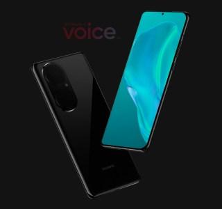 Huawei P50 Pro : premier aperçu de son design très intrigant