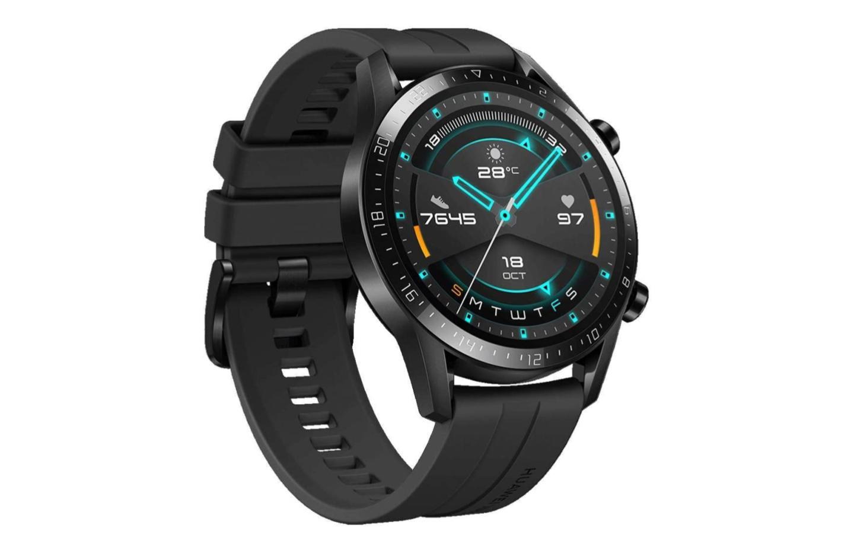 105 euros, c'est aujourd'hui le prix canon de la Huawei Watch GT 2 sur Amazon
