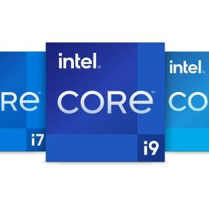 Les Intel Core 11e génération 35W (Tiger Lake-H) arrivent sur PC portable avec plein de nouveautés