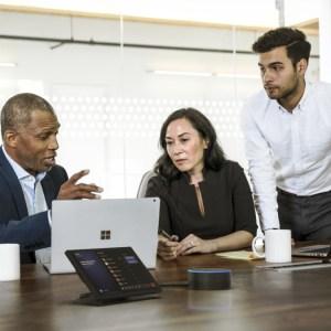 Microsoft Teams s'offre deux enceintes intelligentes dédiées aux visioconférences