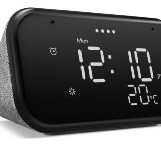 Le réveil intelligent Lenovo Smart Clock Essential coûte moins de 30 €