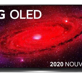 TV OLED 4K : la série CX de LG est en promotion dans toutes ses diagonales