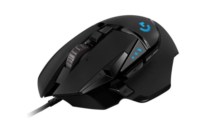 Logitech G502 HERO : la souris très appréciée des joueurs est à -44 %