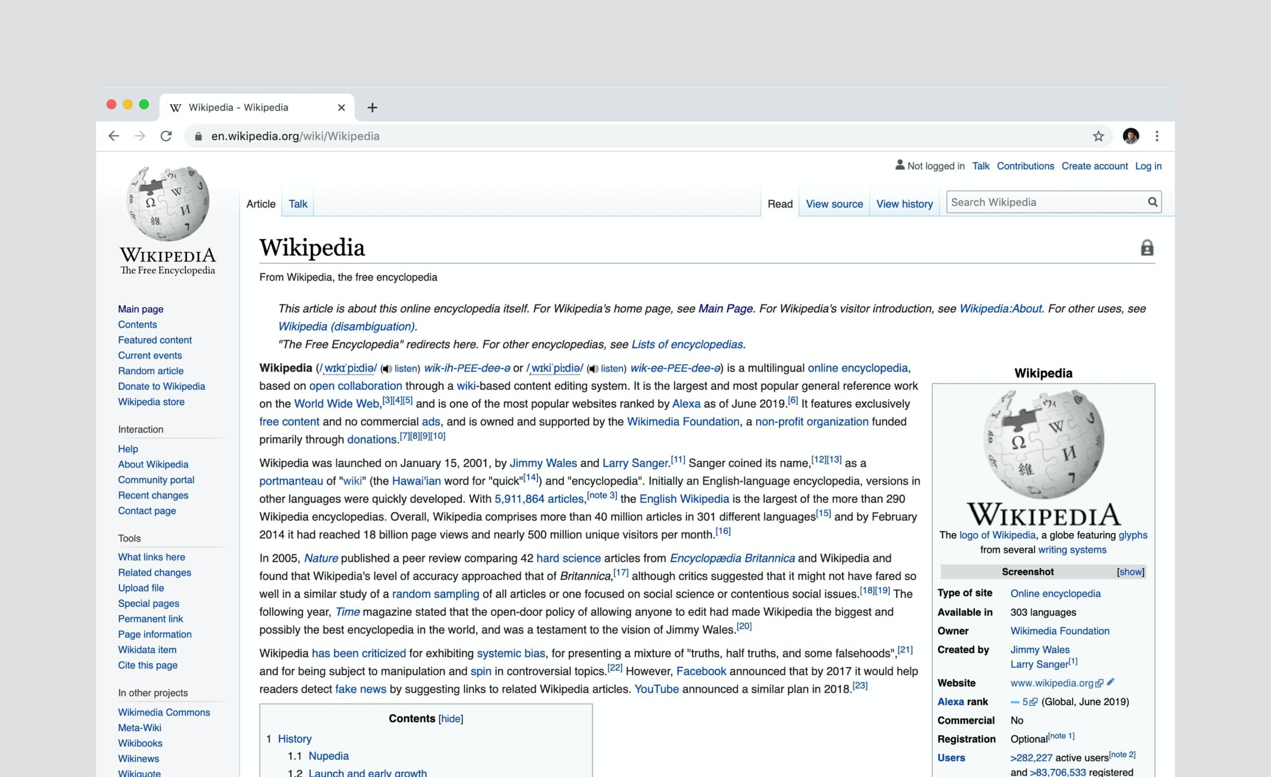 Wikipedia veut faire payer Apple, Google et Facebook pour l'utilisation de ses contenus