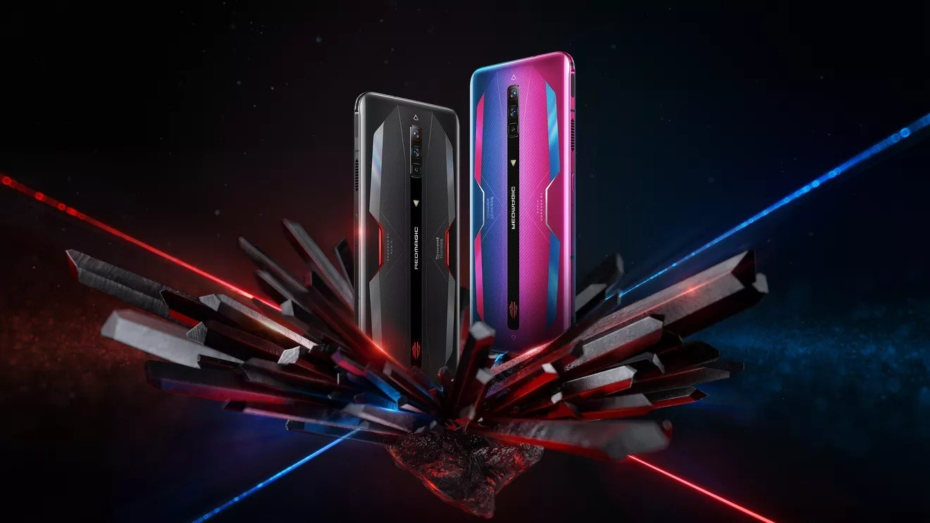 Red Magic 6 Pro : Tencent et ZTE Nubia dévoilent un smartphone gaming avec écran 165 Hz