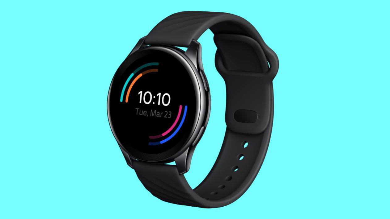 OnePlus Watch: une photo montre ses airs de Galaxy Watch