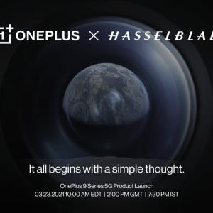 OnePlus 9 : on connaît désormais sa date de présentation en partenariat avec Hasselblad