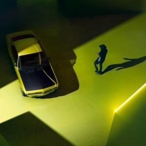 Opel électrifie son iconique coupé Manta pour le grand bonheur des nostalgiques