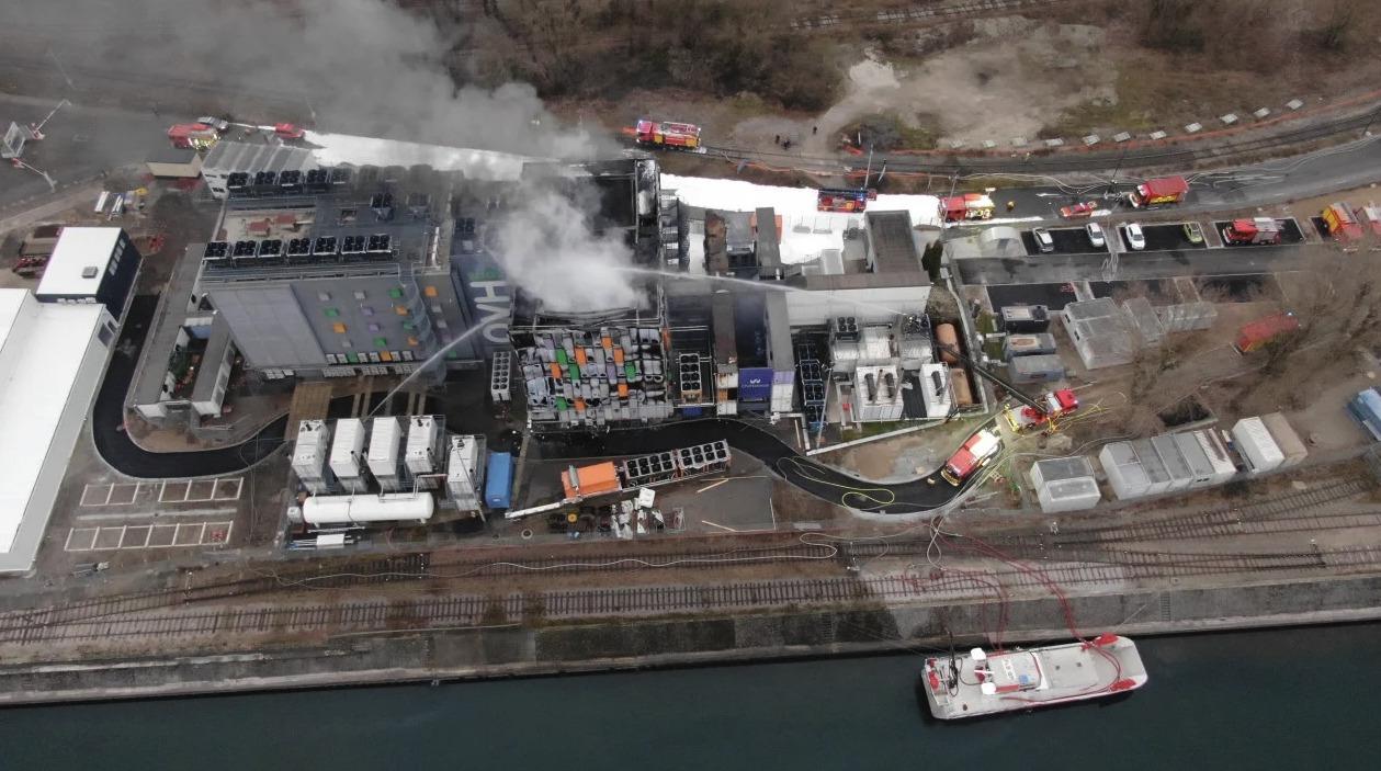 Incendie OVH : un premier indice sur la cause et un plan de redémarrage des datacenters