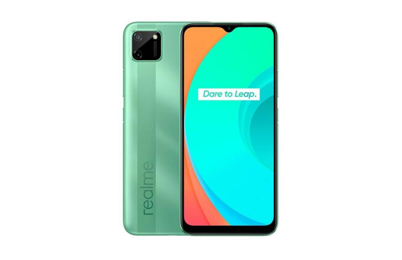 Un smartphone Android à 80 € ? C'est possible avec le Realme C11