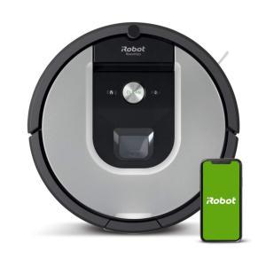Le robot aspirateur haut de gamme iRobot Roomba 981 est à moitié prix