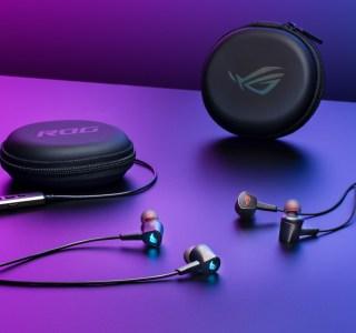 Asus ROG dévoile des casques et écouteurs pour gamers (avec RGB)