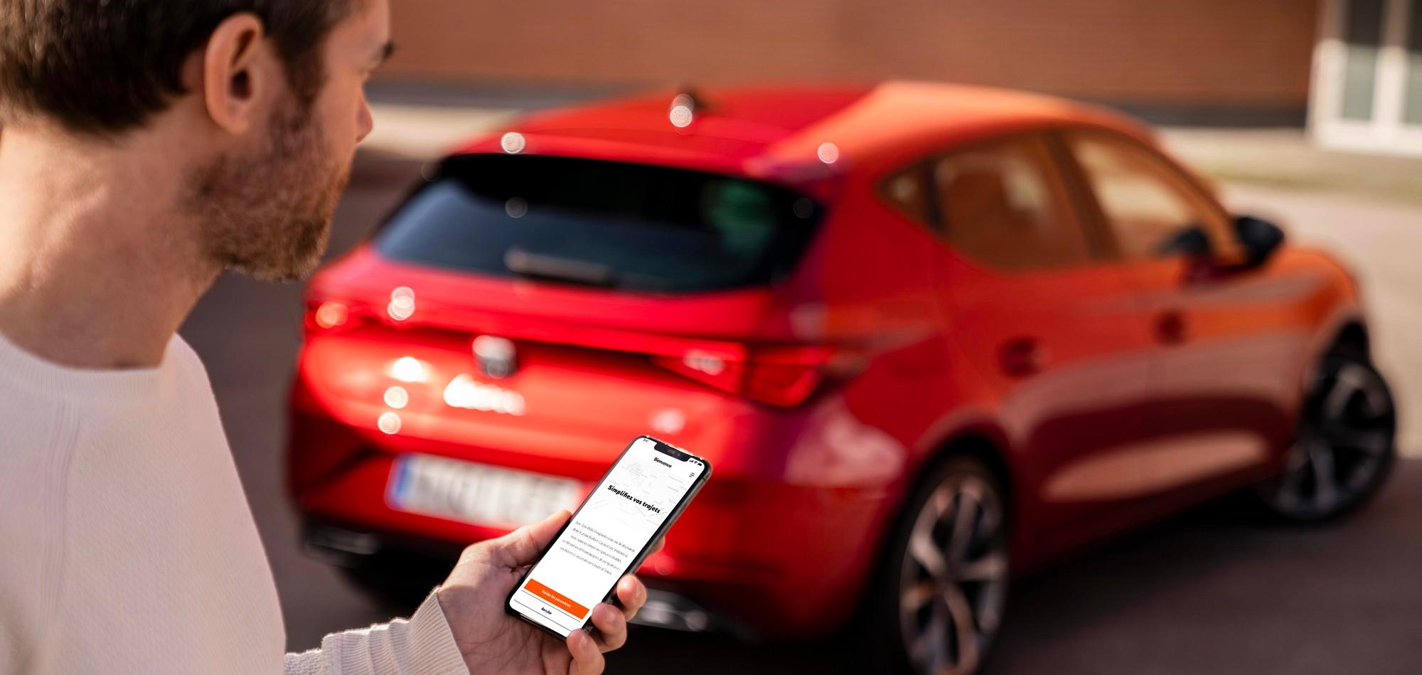 Une application pour optimiser tous ses trajets: voici pourquoi SEAT lance sa propre application de mobilité