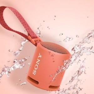 Sony annonce une petite enceinte Bluetooth printanière et abordable