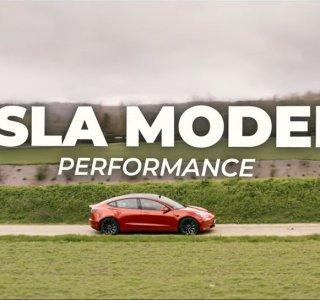 Tesla Model3 (2021) Performance: montez à bord de la voiture électrique avec Frandroid et David Nogueira