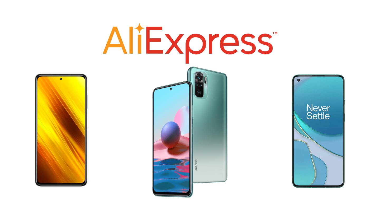 Anniversaire AliExpress : plusieurs smartphones en promo comme le Redmi Note 10 à 145 €