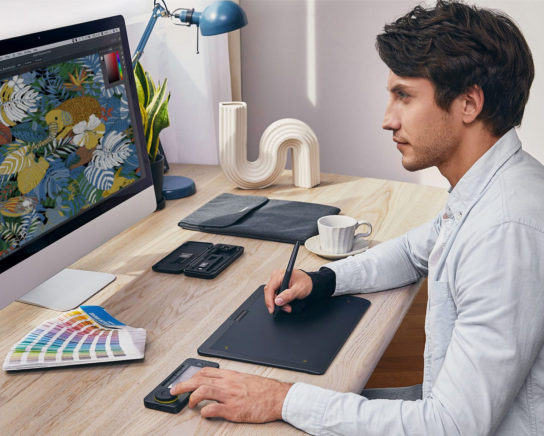 Xencelabs : une télécommande pour affronter les tablettes graphiques de Wacom