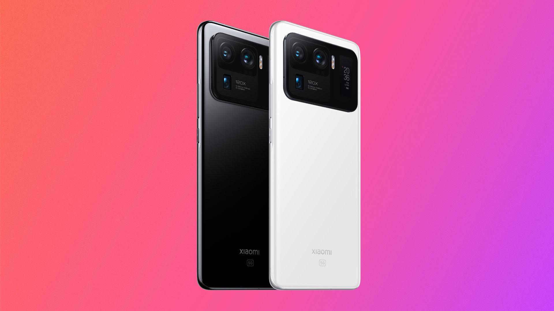 Xiaomi Mi 11 Ultra officialisé: zoom x120, charge ultra rapide et écran arrière… Il joue une ligue au-dessus