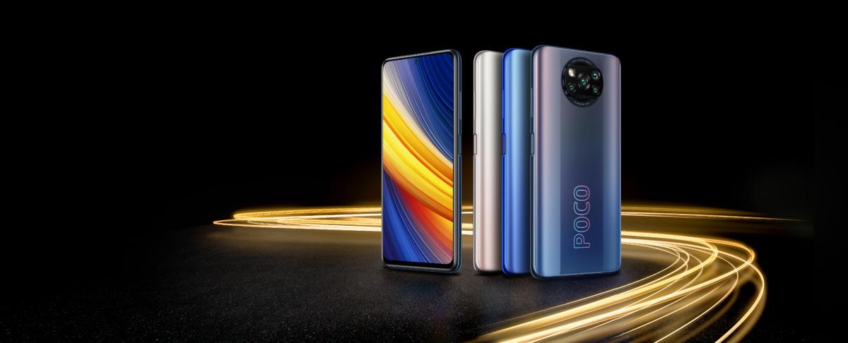 Xiaomi PocoX3 Pro officialisé: écran 120Hz et grosse batterie à moins de 300euros