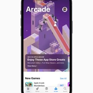 Mise à jour d'Apple Arcade : 30 nouveaux jeux débarquent