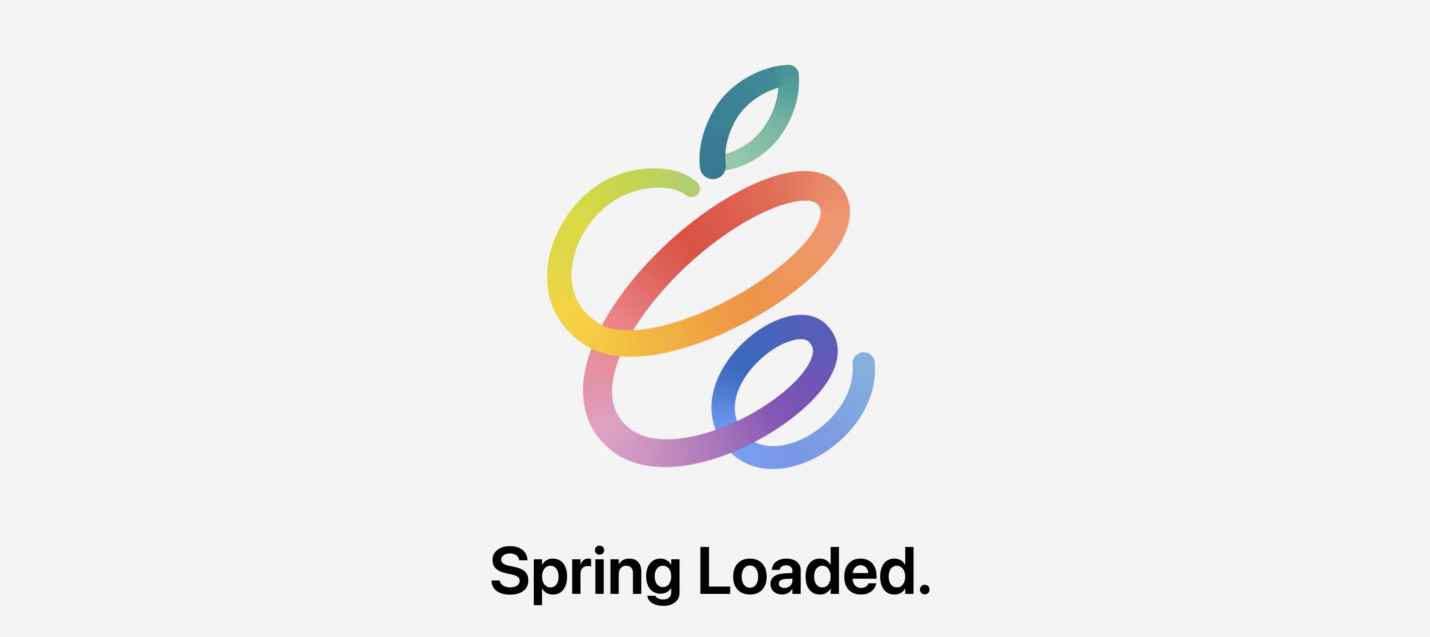 Apple programme sa première keynote de l'année pour le 20 avril