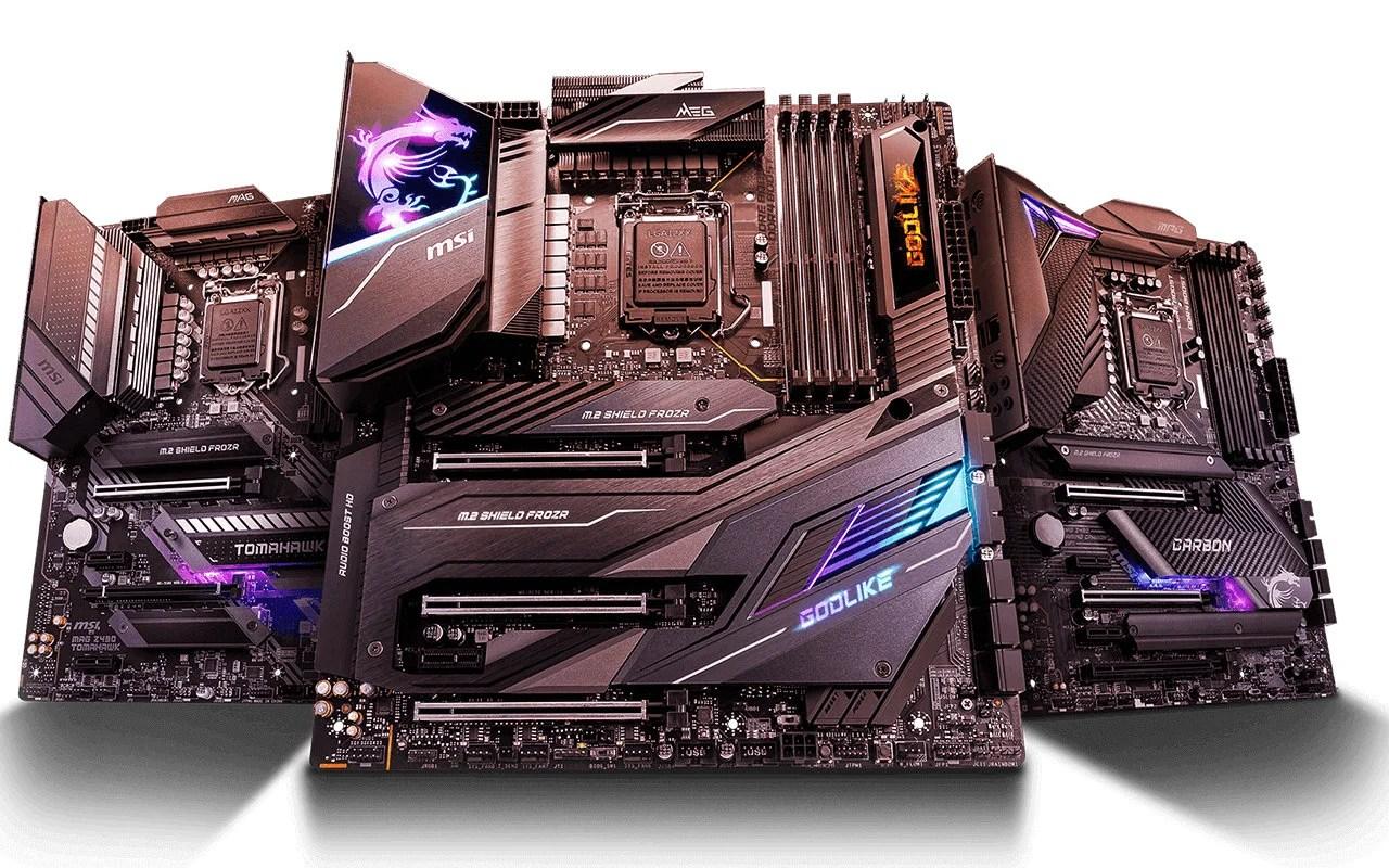 Quelles sont les meilleures cartes mères AMD et Intel ?