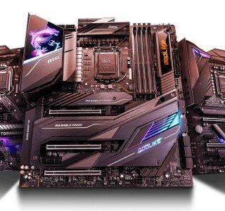 Quelles sont les meilleures cartes mères AMD et Intel?