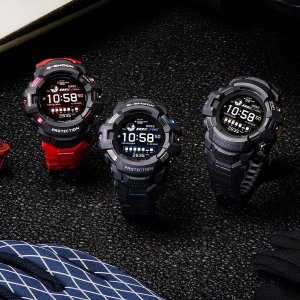Casio G-Shock GSW-H1000 : la G-Squad en mode connecté avec Wear OS