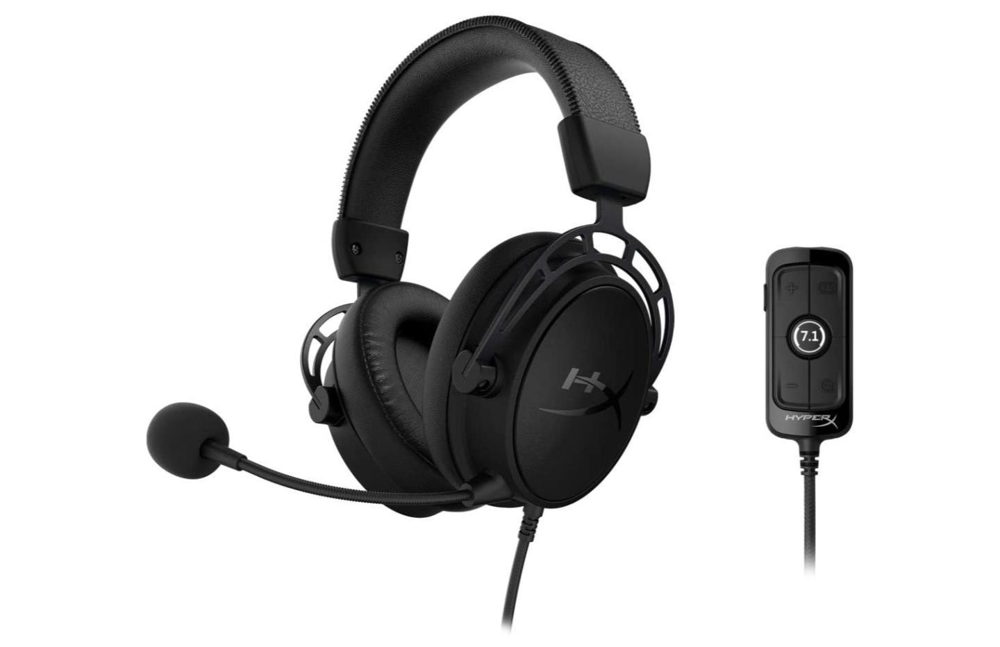 En promo, le casque gaming HyperX Cloud Alpha S passe sous les 100 €