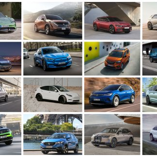 The 26 electric car models to be released in France in 2021
