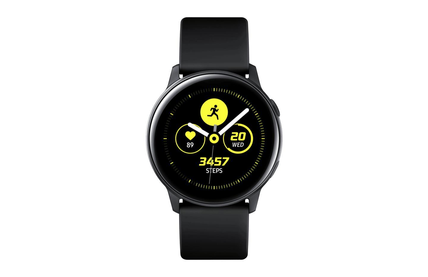 Samsung Galaxy Watch Active : un très bon deal à 169 euros