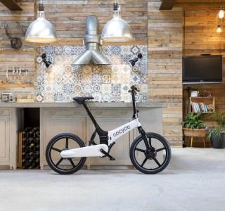GocycleG4 officialisé: un vélo électrique pliable plus léger et plus puissant
