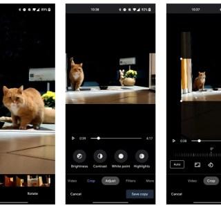 Google Photos: enfin un éditeur de vidéos bien plus puissant