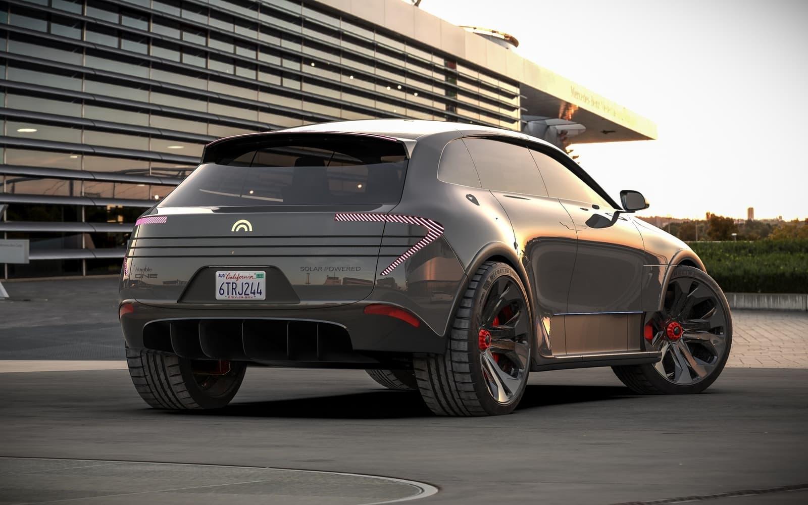 Humble Motors One : ce SUV au toit solaire donne rendez-vous en 2024