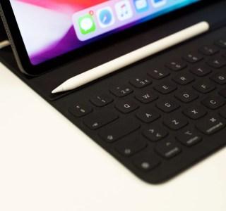 Apple songe à rétroéclairer ses claviers Smart Keyboard en tissu