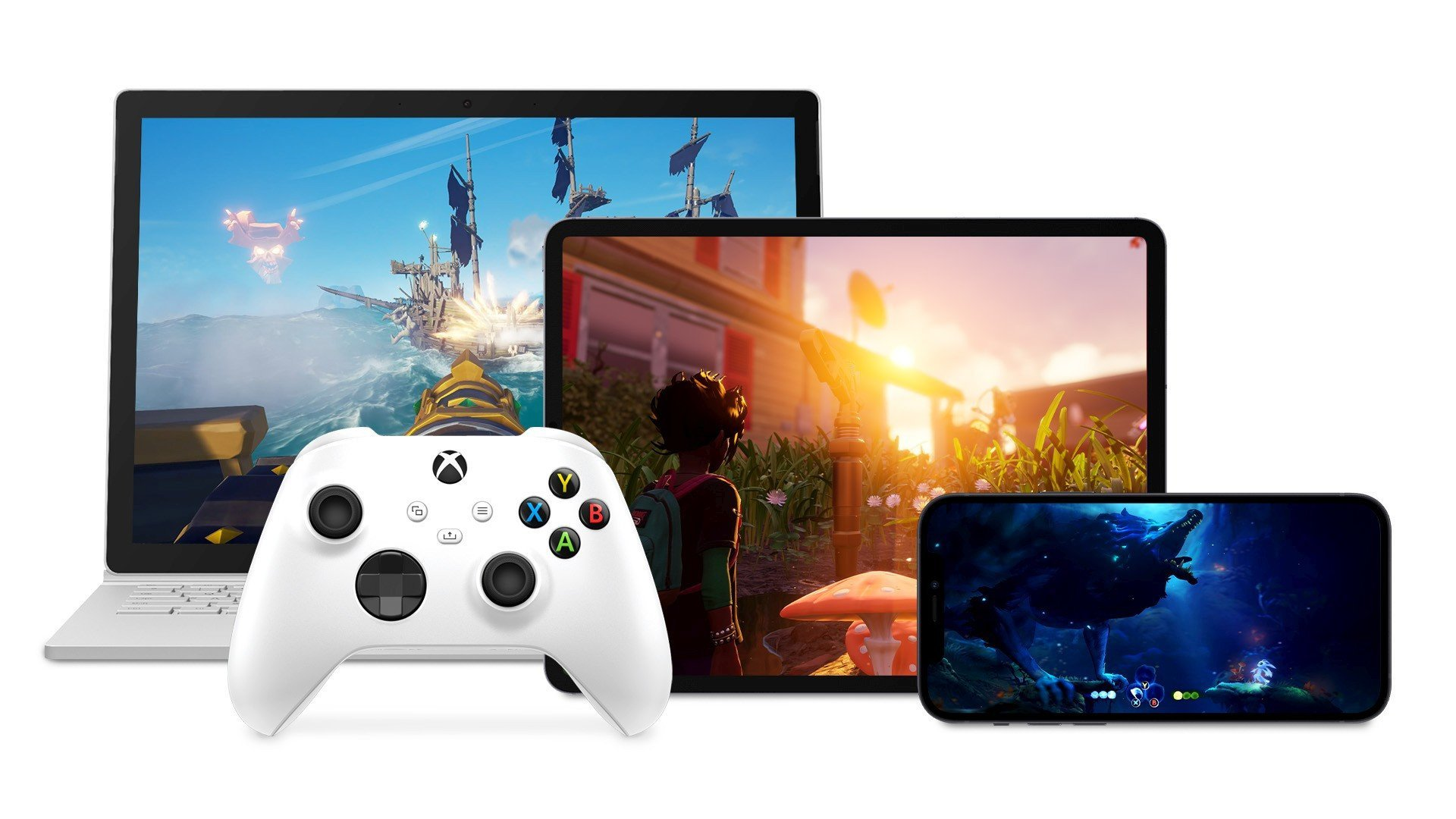 Xbox Game Pass : xCloud arrive sur PC Windows 10 et iPhone en bêta