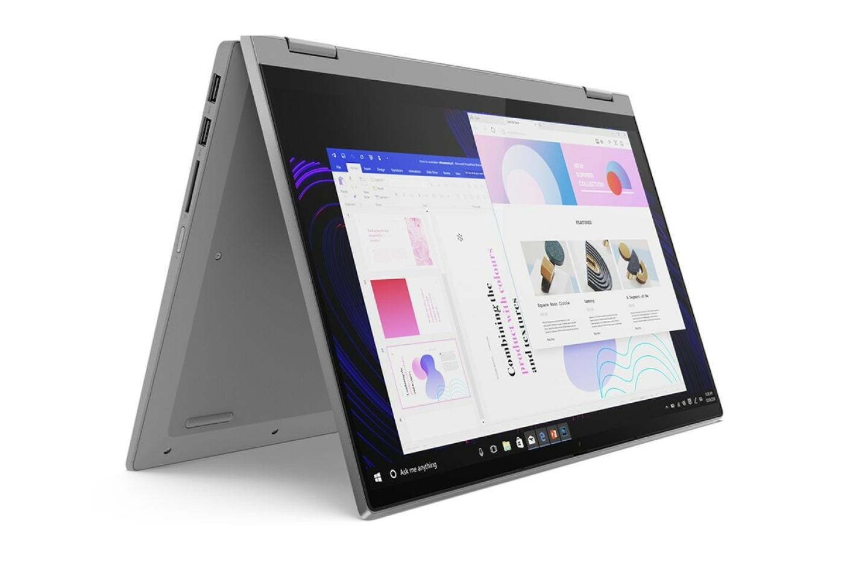 Lenovo : son laptop 2-en-1 équipé d'un Ryzen 7 5700U est à -25 % chez Fnac/Darty