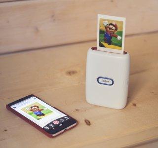 Nintendo Switch : transformez votre screenshots en photos mini format avec cette imprimante de poche