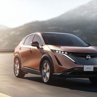 La pénurie de puces frappe l'automobile: la Nissan Ariya est reportée