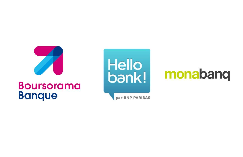 Banques en ligne: quelles sont les 3 meilleures offres du moment?