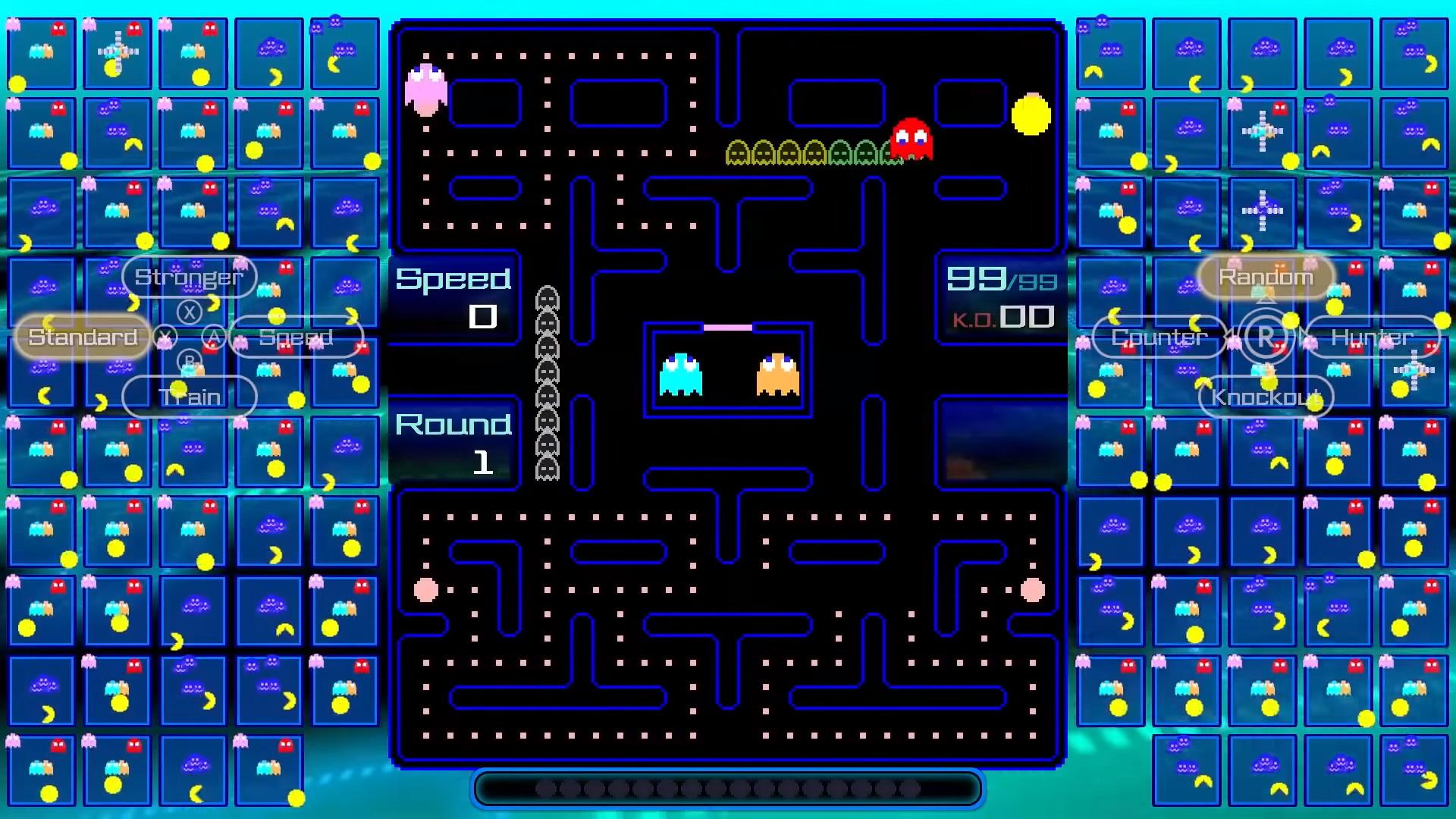 Nintendo Switch Online : Pac-Man99 arrive en mode Battle royale