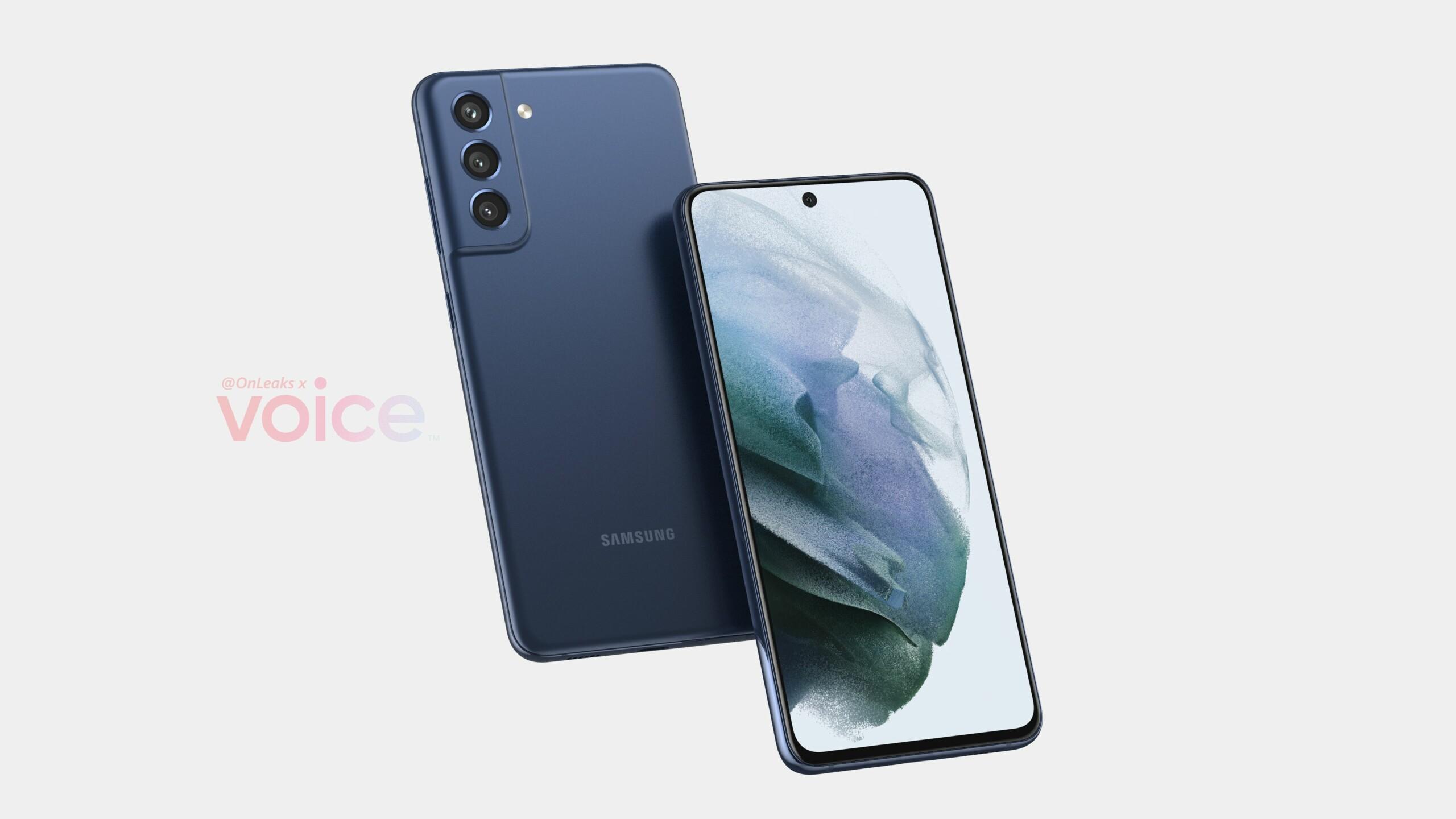 Le Samsung Galaxy S21 FE serait repoussé à cause de la pénurie de Snapdragon 888