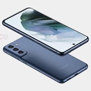 Un premier aperçu du Samsung Galaxy S21 FE : visuellement, c'est le même